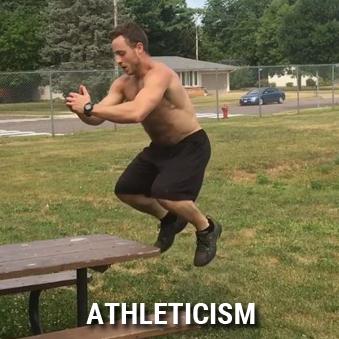 Athleticism-Box Jump
