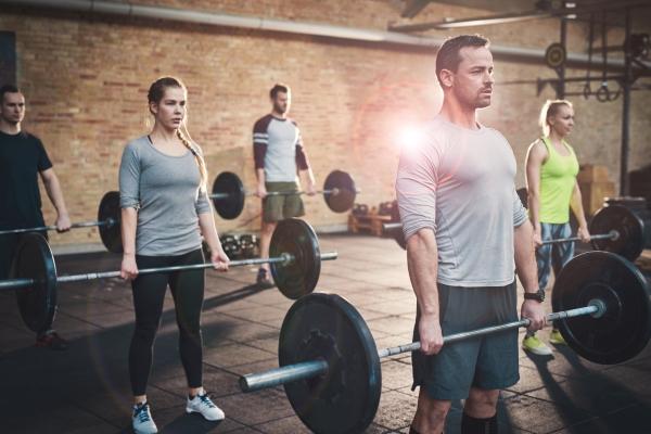 Weightlifting Fundamentals