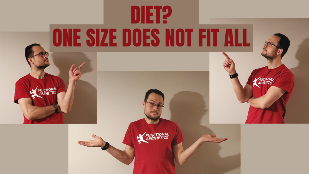 Diet - One Size Does Not Fit All